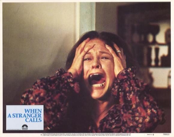 When a Stranger Calls. Colleen Deehurst. Amazing. As always.