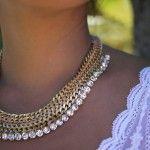 necklace: Diy Necklace, Diy Craft, Cute Necklace