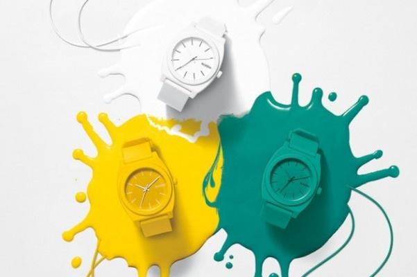 Relógios Nixon começam 2013 com uma homenagem à Pop Art