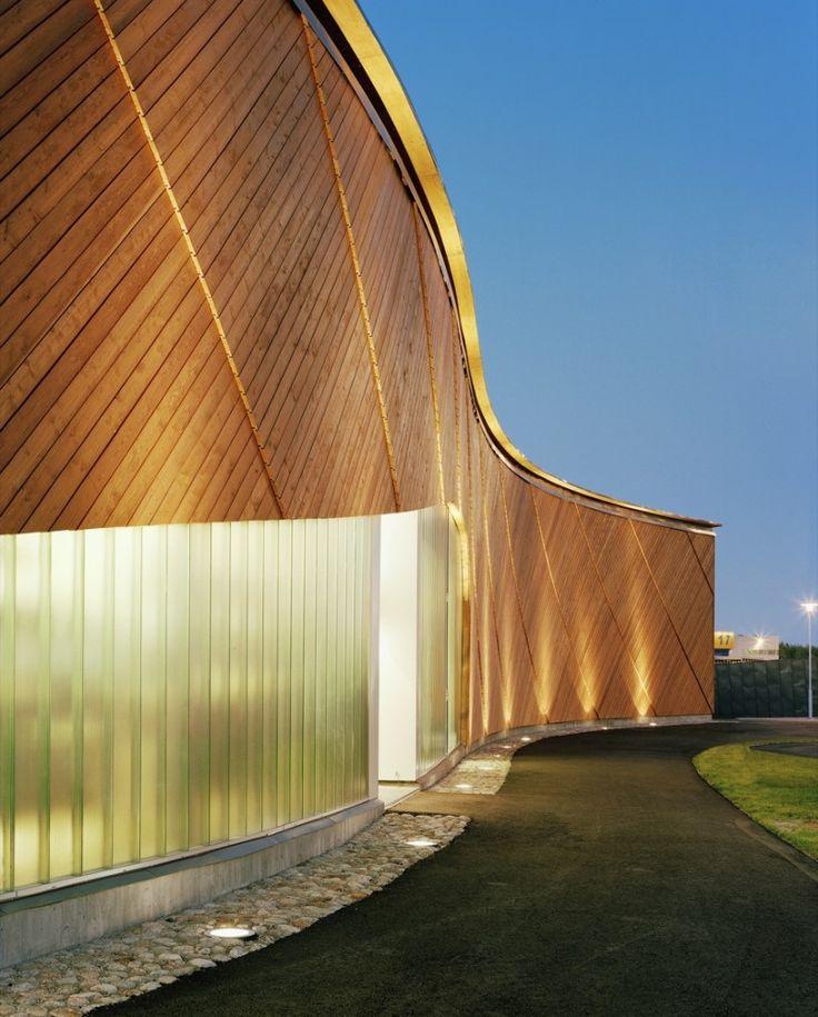 Helsinki Seafarers' Centre / ARK-house Architects