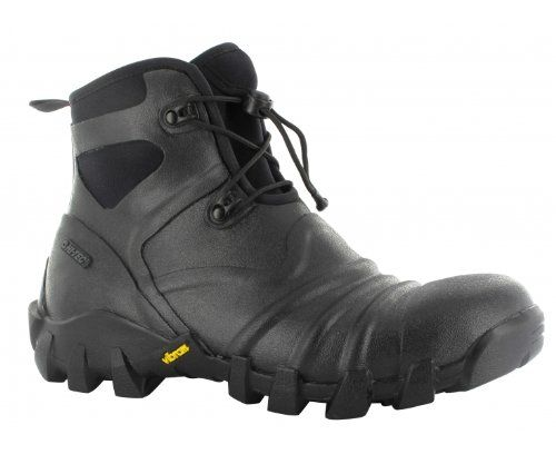 Hi-Tec Para Waterproof Walking Boots - 13 - Black - http://authenticboots.com/hi-tec-para-waterproof-walking-boots-13-black/