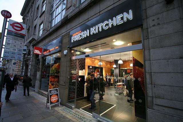Sainsbury's Fresh Kitchen by J Sainsbury, via Flickr