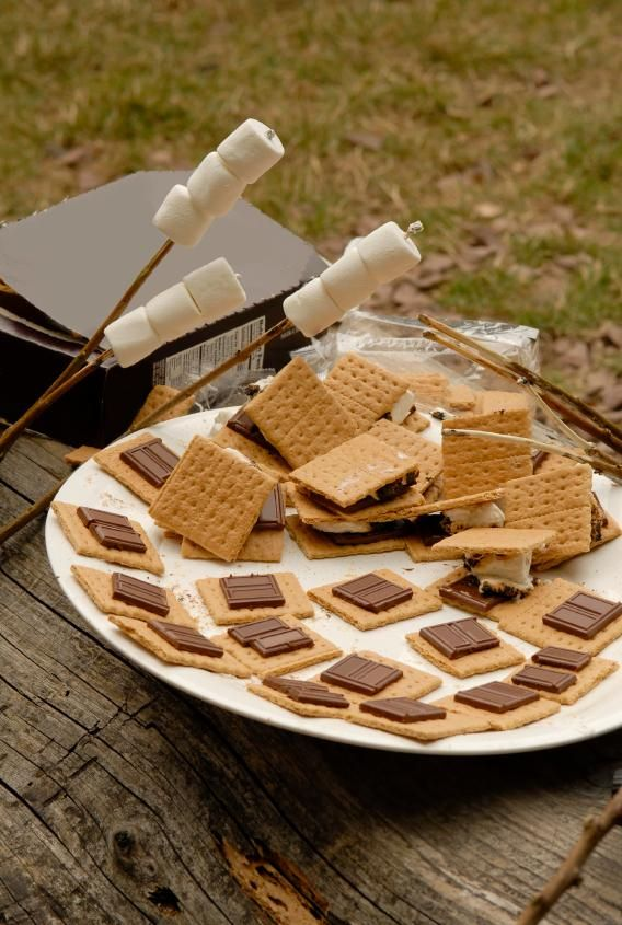 Food To Bring Camping [Slideshow]