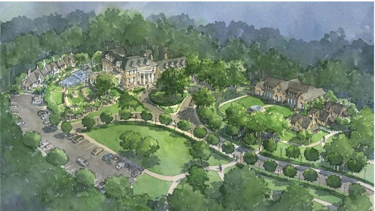 Recently released plans for the transformation of the derelict mansion compound owned by Emory University have been approved, meaning the transformation to a boutique hotel could begin soon.