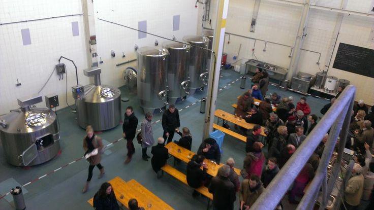 Ook Nijmegen heeft haar eigen micro brewery en daar zijn we trots op. Mooie gelaagde en complexe bieren. Must try!