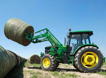 Тракторы John Deere серии 6 В