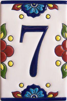 Mission Tile Number Seven