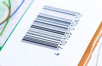 Certain barcodes starting with 690, 691, 692 indicate made in China.