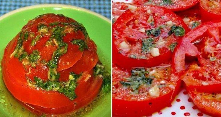 В закрутках больше нет смысла: этот маринад сотворит чудо с твоими помидорами! — БУДЬ В ТЕМЕ