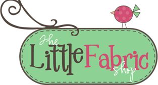 The Little Fabric Shop Logo