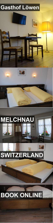 Hotel Gasthof Löwen in Melchnau, Switzerland. For more information, photos, reviews and best prices please follow the link. #Switzerland #Melchnau #travel #vacation #hotel