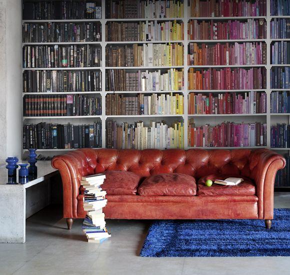 Altijd al gedroomd van een reusachtige boekenkast?