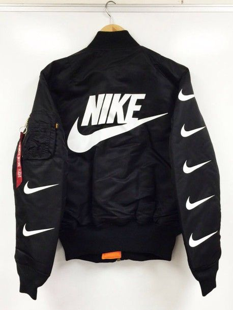 nike destroyer jacket tumblr
