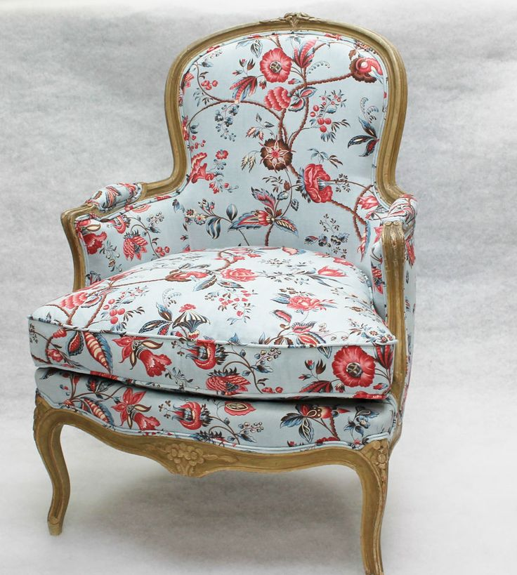 Antique French Louis xv chair