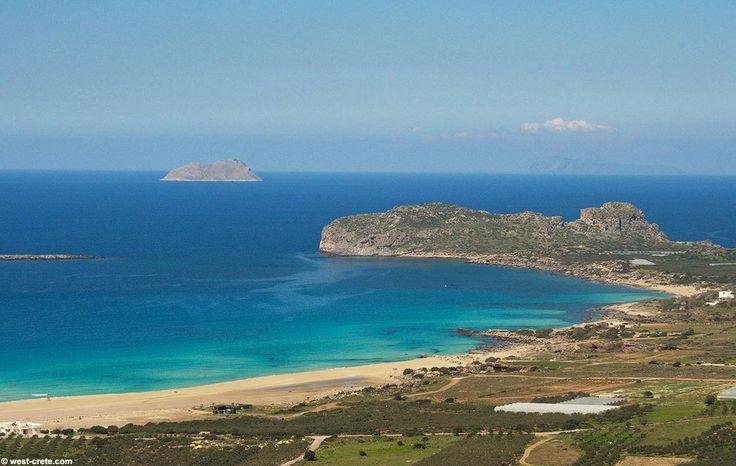 Awesome 52 Beautiful Falassarna Beach, Crete @ Greece Check more at http://dougleschan.com/the-recruitment-guru/falassarna-beach/52-beautiful-falassarna-beach-crete-greece/
