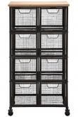 Cooper Tall Storage Cabinet - Storage Cabinets - Metal Storage Cabinet | HomeDecorators.com