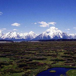 Top wow spots of Grand Teton | Teton Range