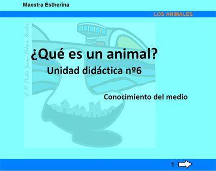 animal: Animals, Projectes D Aula