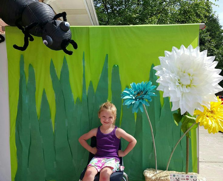 Honey I Shrunk the Kids Photo Booth; Bug Photo Booth; Outdoor Photo Booth