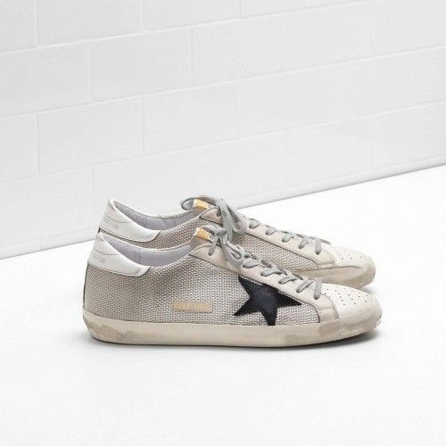 GGDB Homme 2017 | Golden Goose SUPERSTAR Sneakers Pas Cher - Pas Cher Chaussures Golden Goose DB Homme SUPERSTAR Promo Boots GGDB GCOMS590.P9