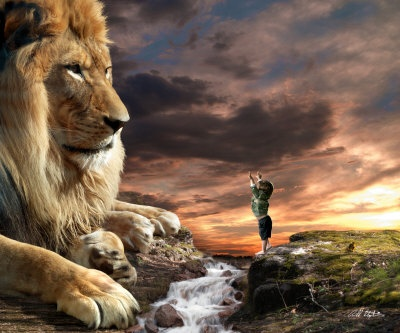The Lion of the Tribe of Judah the Root of David has Conquered!