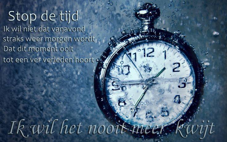 Uit 'Stop de Tijd' van het album 'Wit Licht'-Marco Borsato