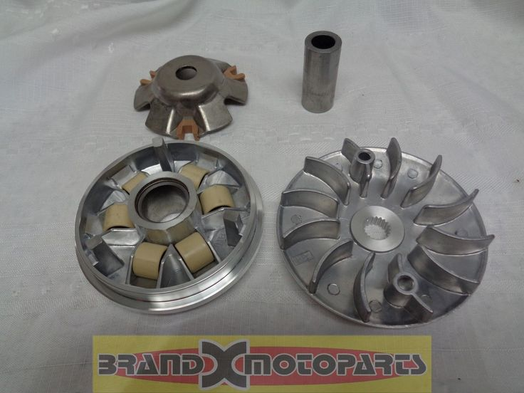 30 best scooter parts drivetrain transmission images on pinterest variator kit for gy6 150cc atv go kart moped scooter fandeluxe Choice Image