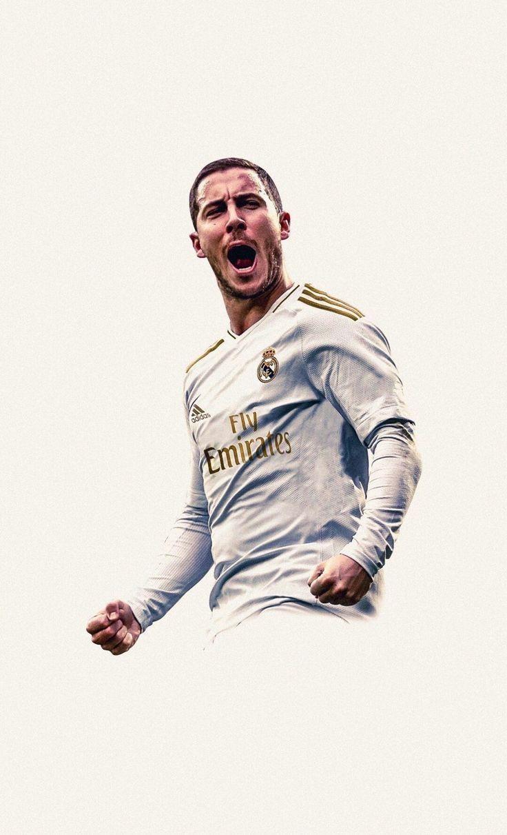 Eden Hazard Real Madrid Wallpaper In 2020 Voetbal Real Madrid Madrid