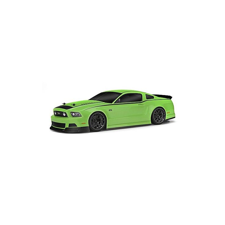 HPI E10 WITH 2014 FORD MUSTANG RTR BODY - ToyTrade.dk