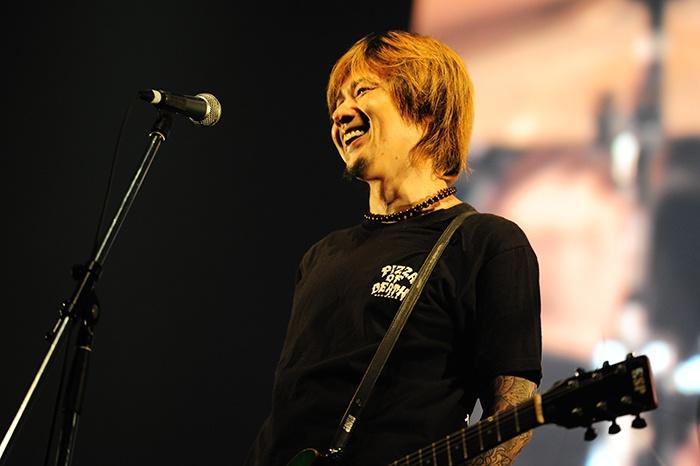 Ken Yokoyama | NO NUKES 2012 | フォトレポート | RO69(アールオーロック) - ロッキング・オンの音楽情報サイト