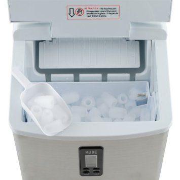 H.Koenig KB15 Eiswürfelmaschine, circa 150 €