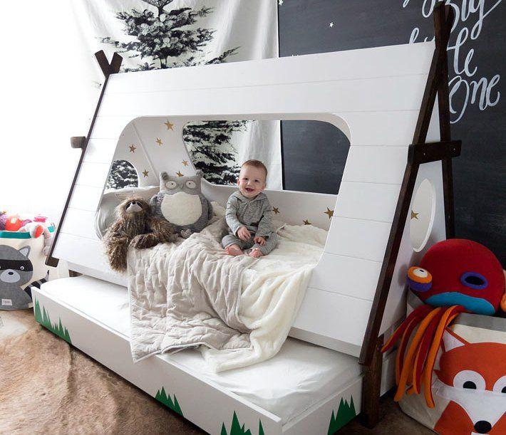 Кровати домики фото_1