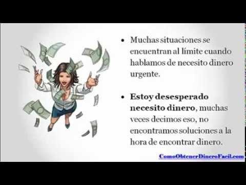 Necesito Dinero Urgente - http://comoobtenerdinerofacil.com    Muchas situaciones se encuentran al límite cuando hablamos de necesito dinero urgente.    Estoy desesperado necesito dinero, muchas veces decimos eso, no encontramos soluciones a la hora de encontrar dinero. Aquí te damos algunos consejos que puedes seguir para conseguir algo de financia...
