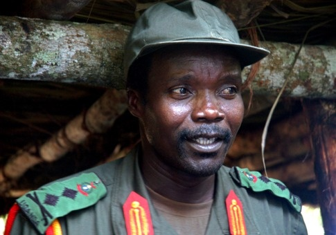 Make him famous. Kony 2012. I can't imagine my child being scared for their life every single night. If only the world could know peace..