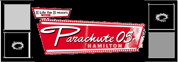 Parachute Music Festival Logo 2005. parachutemusic.com