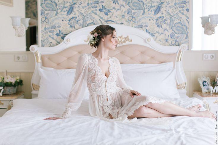 """Купить """" Vilaine"""" - бежевый, айвори, свадьба, свадебное белье, свадебное платье, белье для невесты"""