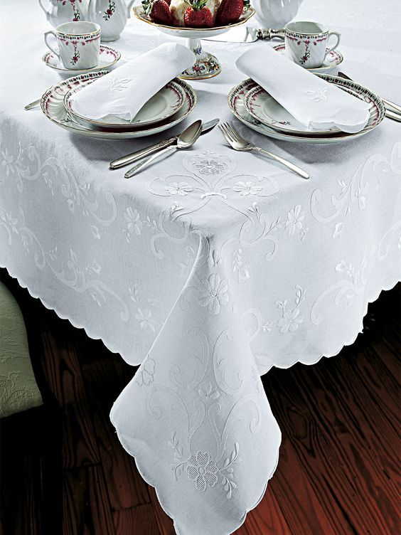 Tips for a Proper Table Setting #table #tablesetting