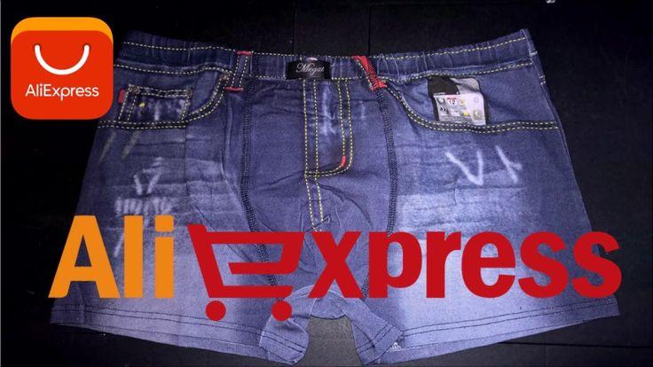 Ropa interior de caballero, Compras en #AliExpress. Underwear men boxers...