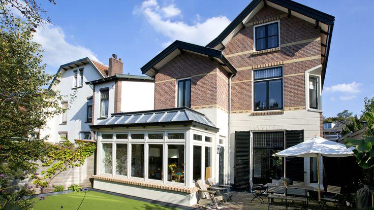 Uitbereiding Villa  Bussum  
