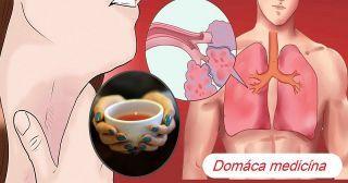 Domáca Medicína - Vypite tento čaj a prečistite si vaše pľúca od zápalov a…