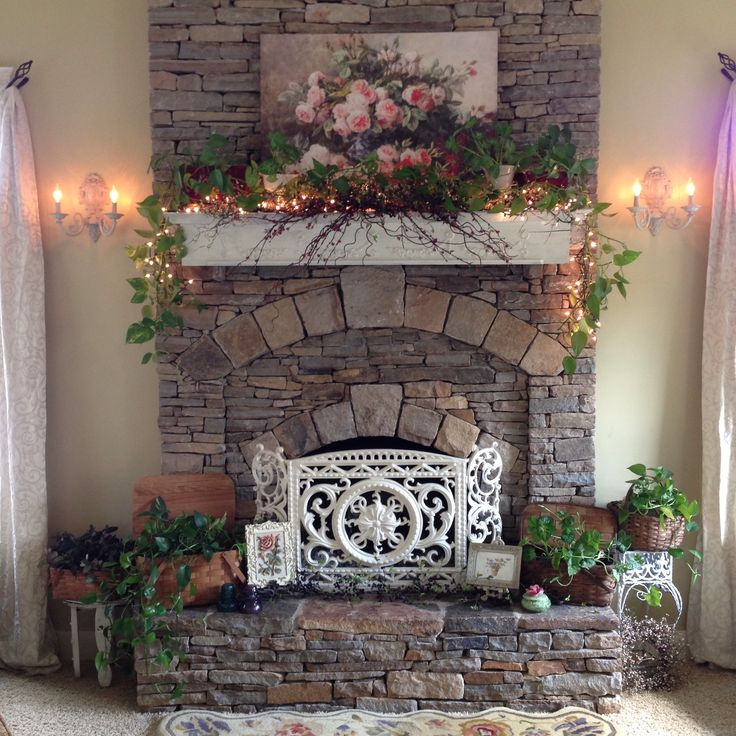 stone fireplace mantles stone fireplaces mantle ideas shabby chic