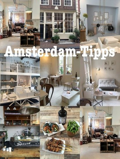 Tipps für Amsterdam