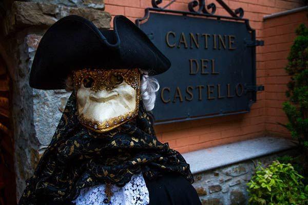 Castello di Spessa, cantine #travel #sanvalentino