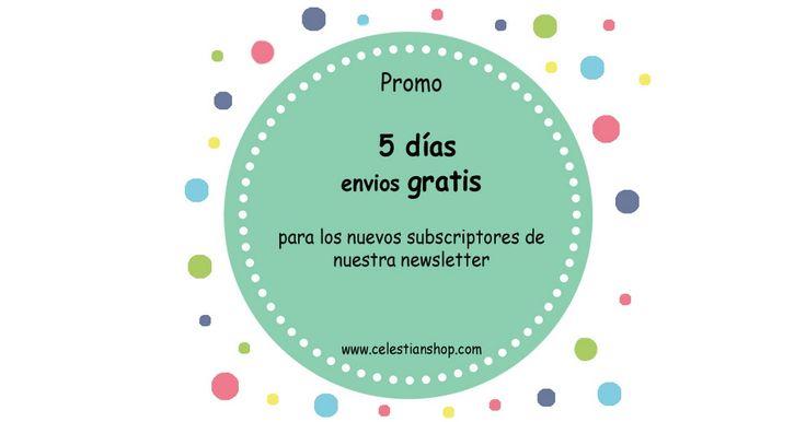 #buenastardes #newsletter #promocion #pinterest