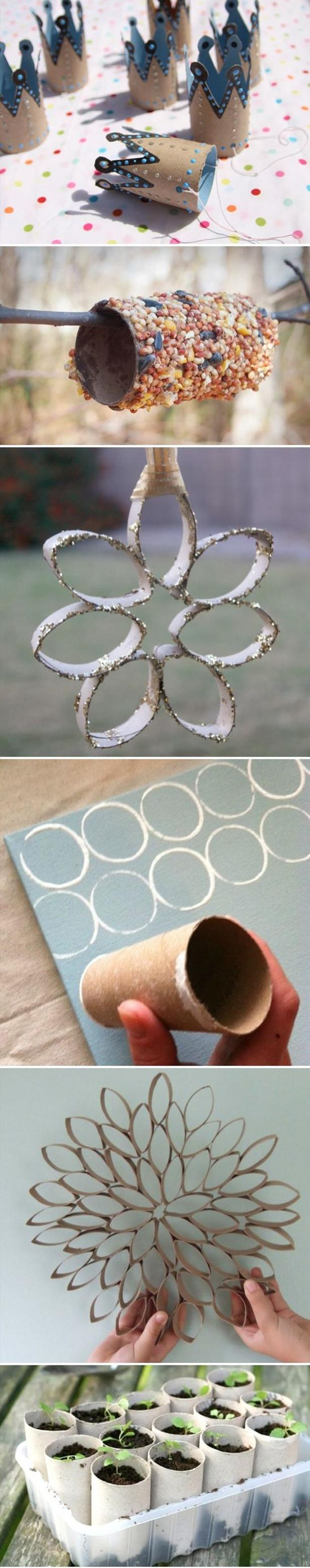 toilet roll craft ideas
