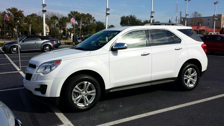 2011 Chevy Equinox