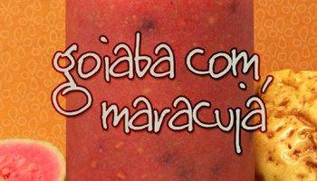 Suco de Goiaba com Maracujá