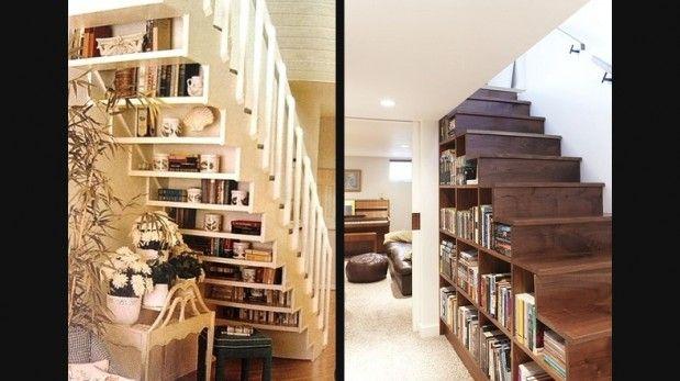 49 best images about house on pinterest kid room - Escaleras para espacios reducidos ...