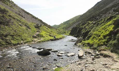 Heddon valley, Exmoor Devon