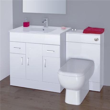 10 best High Gloss Bathroom Furniture images on Pinterest ...